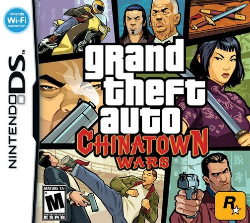 Grand Theft Auto: Chinatown Wars Review: Huang In A Million