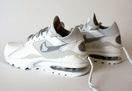 Hack Your Nike Shoes into Wii Controllers