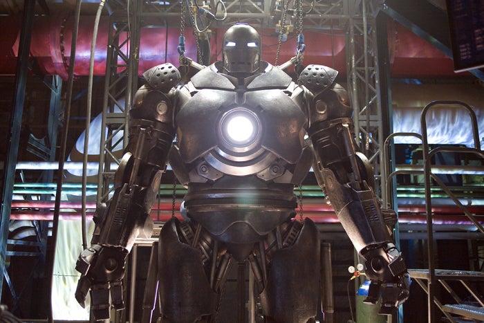 Iron Monger Is NOT Iron Man...