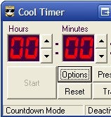 Cool Timer Helps You Stay on Task
