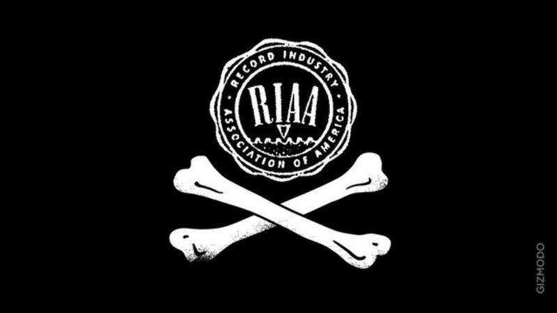 RIAA Uses Pirated Code on Its Website Because of Course It Does
