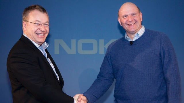 "Nokia Rebels Surrender, as ""Plan B"" Fails to Win Over Investors"