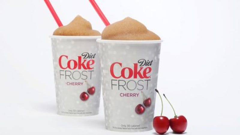 Diet Coke Addicts, Beware: Diet Coke Frost Is Coming for You