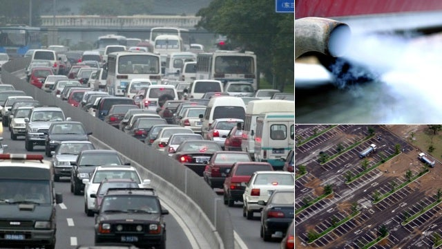 There Are One Billion Cars Roaming The Streets