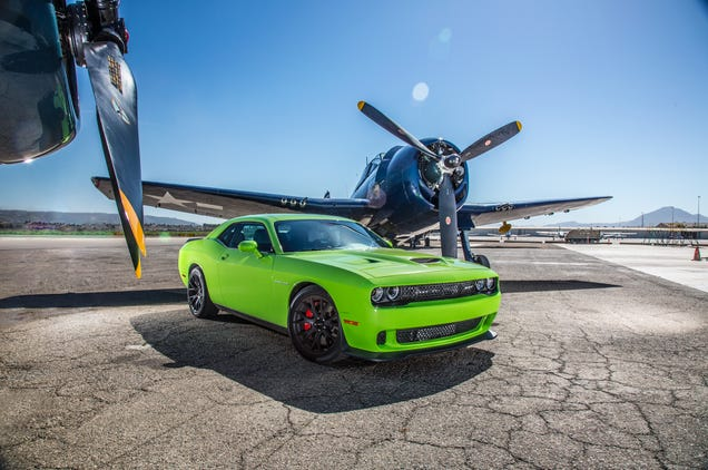 We Haven't Realized The Feat That The Hellcat's Actually Are