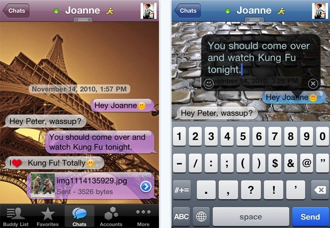 Five Best Mobile Instant Messaging Applications