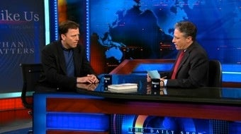 Ten Things You Should Know Before Going on The Daily Show