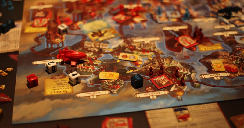 BioShock Infinite Has A Board Game And It's Brutal