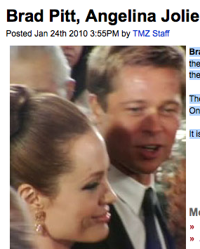 TMZ Weighs In on the Brangelina Breakupulypse