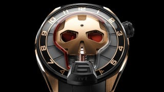 If Iron Man Wore a Watch It Would Look Exactly Like This