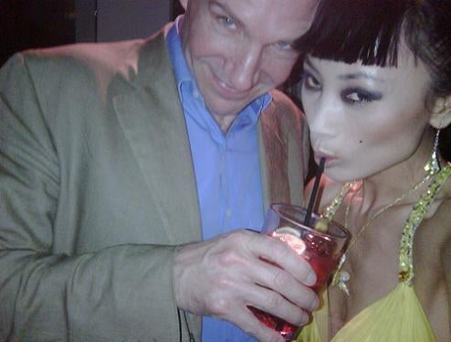 Mickey Rourke And Bai Ling: A Celebrity Couple To Root For