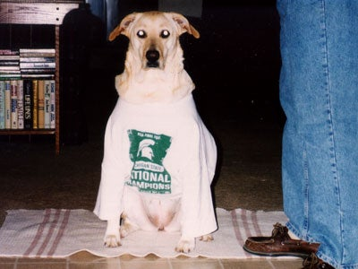 Big Ten Pets Are Ready For March Madness/Snausages
