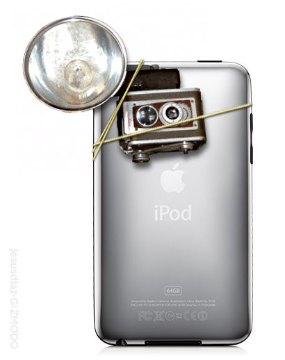 "iPod Touch Camera ""Could Happen Without Warning"""