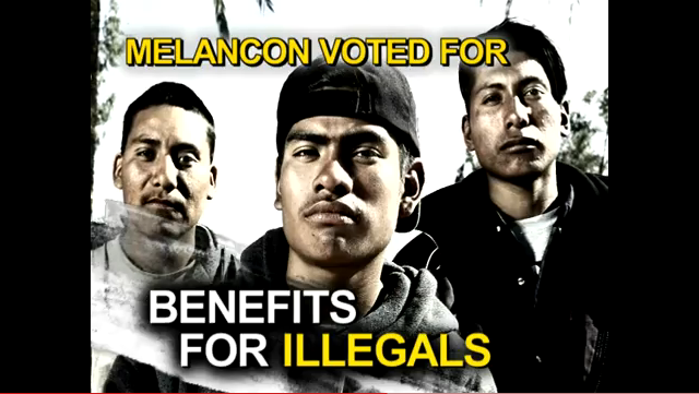 Two Different Republicans Use Exact Same Photo for Illegal Immigrant Ads