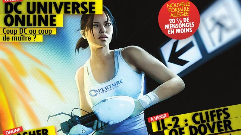 See How Portal's Heroine Has Changed