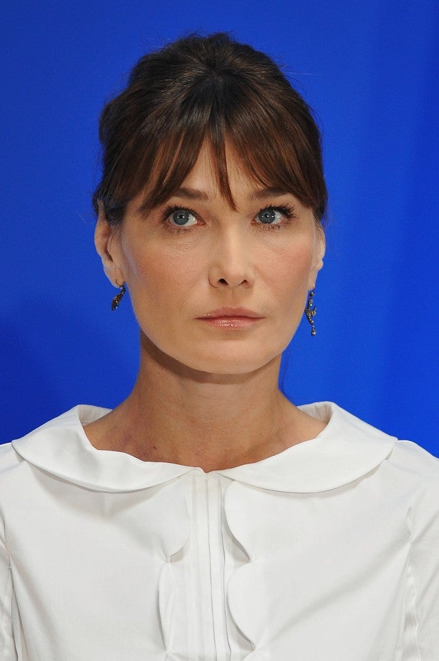 French People Want To Smack Carla Bruni