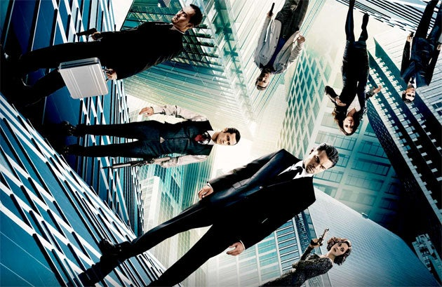 The Inception Video Game Is (Still) Happening