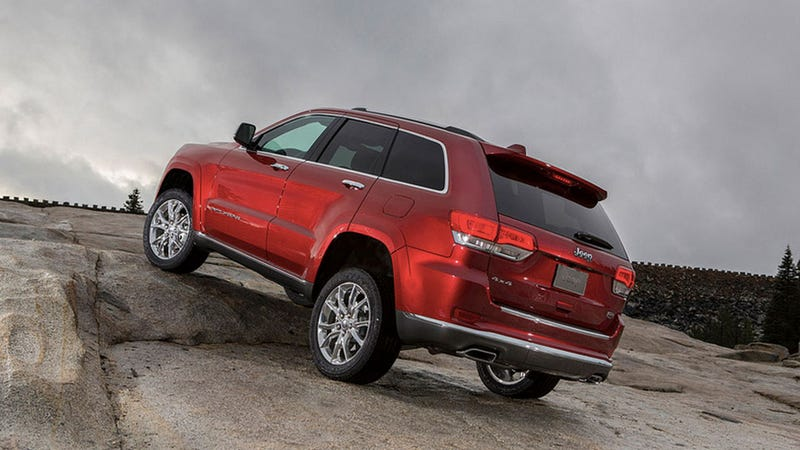 2014 Jeep Grand Cherokee: Bring The 30 MPG Diesel