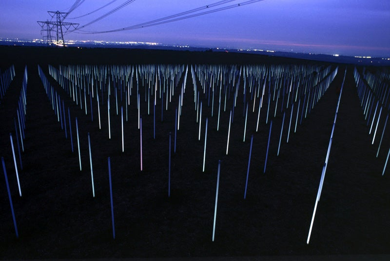 This Farm? Oh, At This Farm We Grow Fluorescent Bulbs