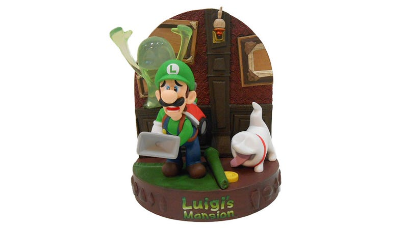 In This, The Year Of Amazing Luigi Merchandise