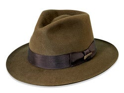 Official Indiana Jones Fedora Available Now For Nerds Everywhere
