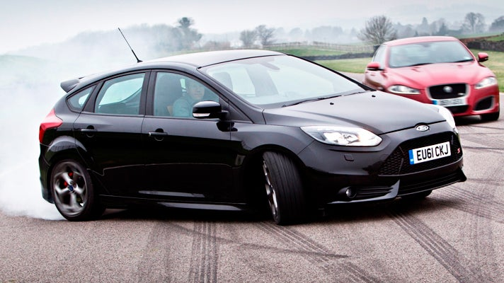 Clarkson doesn't like the Focus ST... I'm not sure I can like it anymore :(