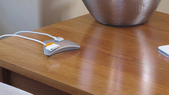 Harness The Magic Of Magnets To Stop Cables From Sliding Off Your Desk