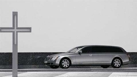 Rolls-Royce Phantom Delivery Wagon