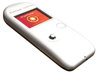 This is the World's First Electronic Feng Shui Compass