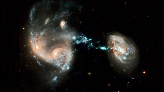 The Cosmic Wonder of Colliding Galaxies