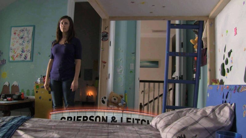 The Monster Wore A Tank Top. Paranormal Activity 4, Reviewed.