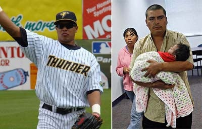 Raising Arizona: Wife Of Pirates' Minor Leaguer Questioned In Babynapping