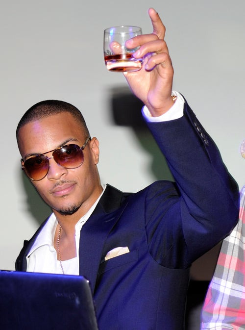 T.I. Saves Suicidal Man
