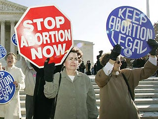 Abortion Rights Upheld In Virginia, England