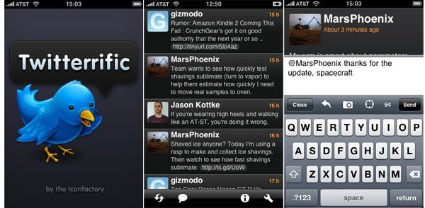 iPhone Apps We Like: Twitteriffic is Best Twitter App