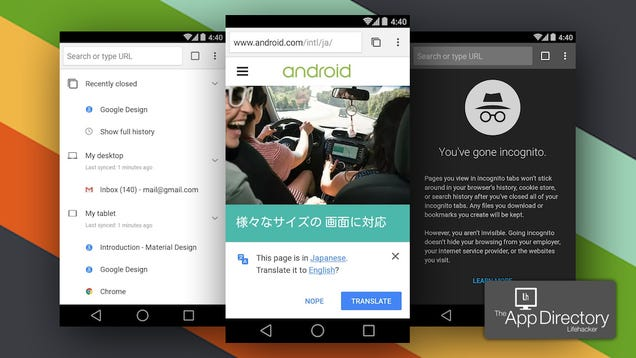 The Best Web Browser for Android