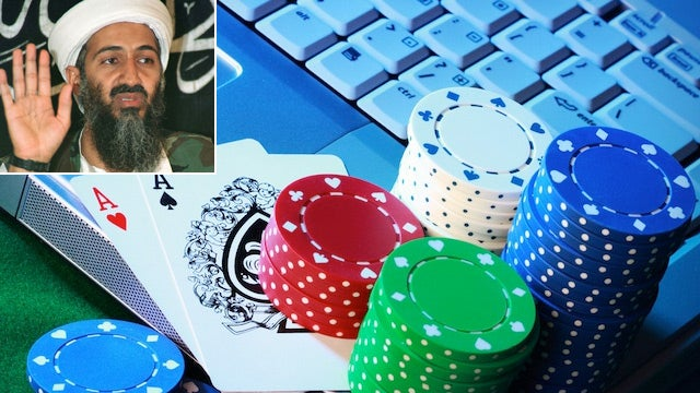 Did Online Poker Lead to Osama Bin Laden's Death?