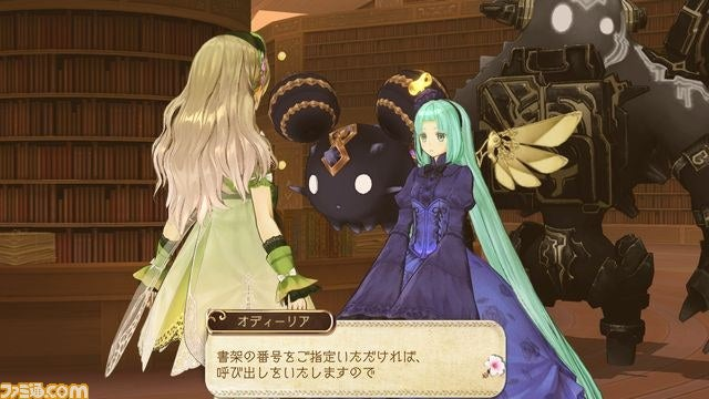 What does an Android, a Barkeeper, and a Salt Miner all Have in Common? This JRPG, of Course.