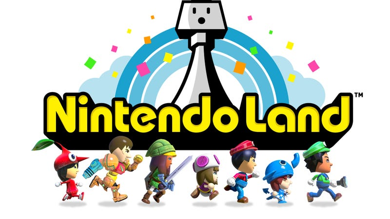 Nintendo Land is Much More Than A Glorified Instruction Manual for the Wii U