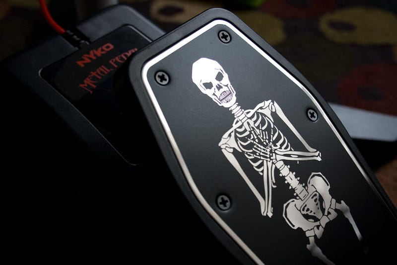 Nyko Metal Pedal Review