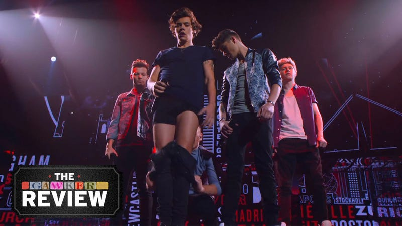 Such Down-to-Earth Superstars: One Direction: This Is Us