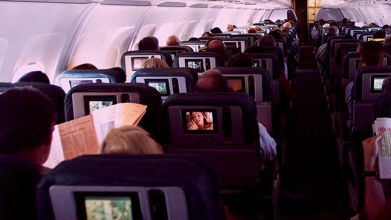 World's Worst Idea: Porn on Planes