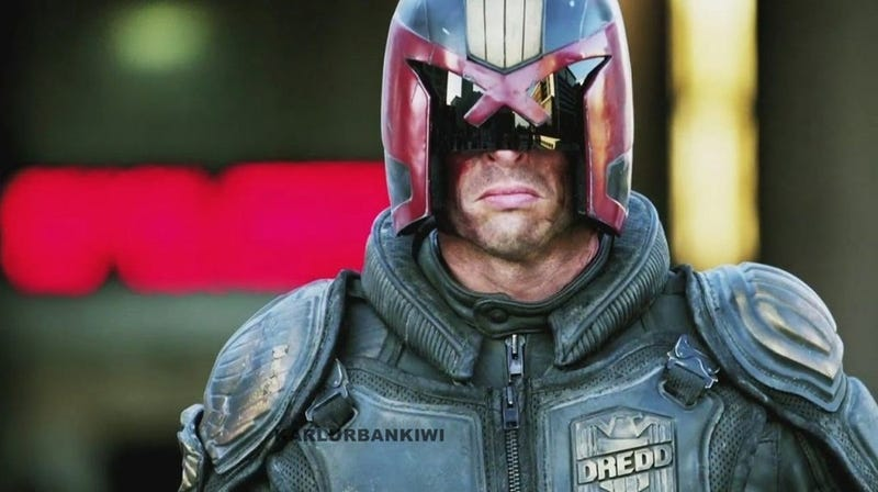 The One Crucial Test That Any Judge Dredd Movie MUST Pass