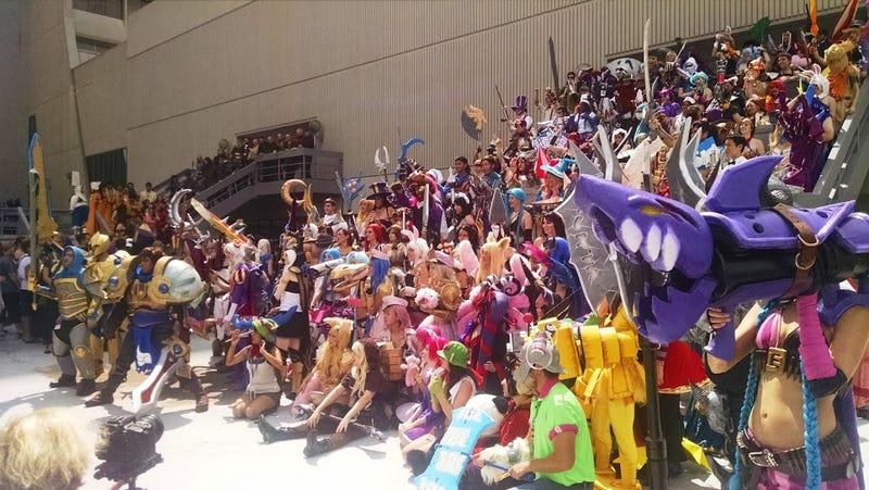 Crazy, Creative Cosplay at Dragon*Con 2014