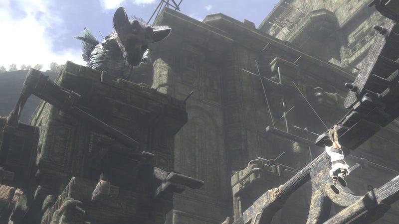 The Last Guardian Looks So Pretty It Hurts