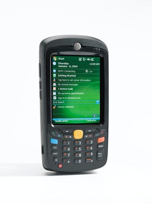 This Rugged Motorola Corporate Has Buttons You Can Actually Click While Wearing Gloves