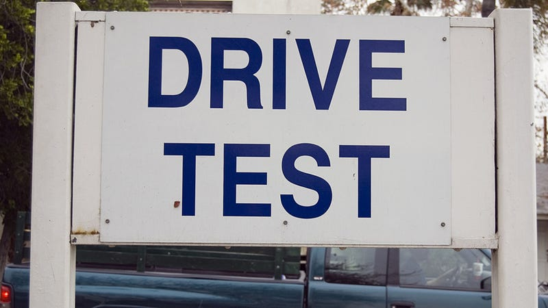 Student Driver Fails Test 92 Times