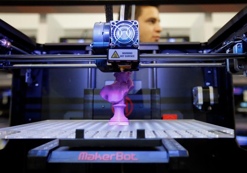 Los mejores objetos creados con impresoras 3D