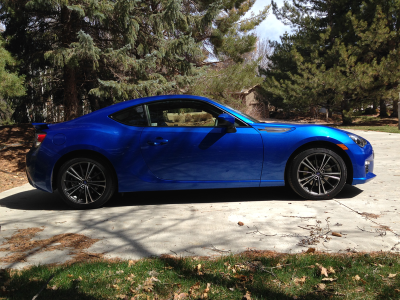 I just bought a BRZ! Don't tell me I should've bought a used Cayman.