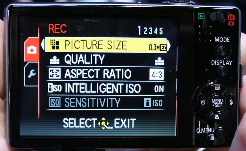 Click: A Visual Tour of Camera Interfaces
